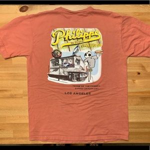Philippe Vintage Graphic T-shirt